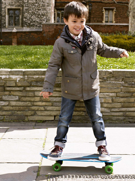 В меру взрослая детская коллекция Pepe Jeans 2013 — фото 7