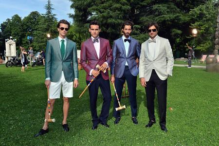 Немного цвета для мужчин – коллекция Brioni сезона весна-лето 2013 — фото 5