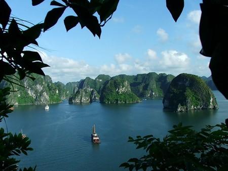 Бухта Халонг во Вьетнаме – острова, изумрудная вода и дракон — фото 19