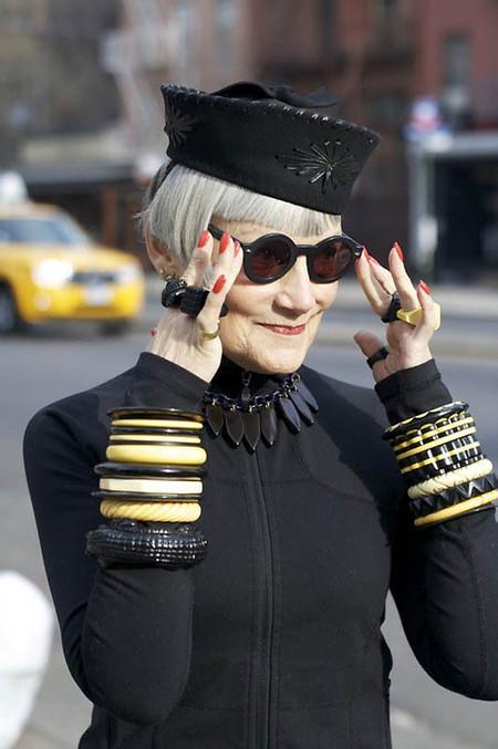 Стильные старушки – проект «Advanced Style» Ари Сет Коэна — фото 32