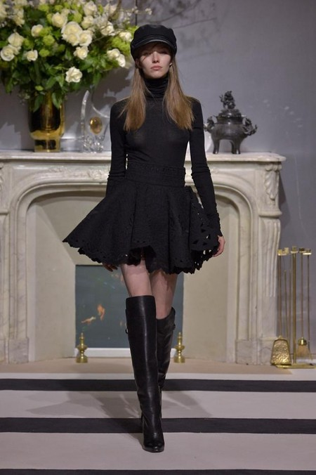 H&M выходит на подиумы – коллекция осень-зима 2013-2014 — фото 6