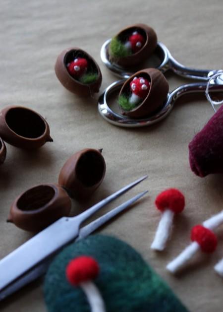 Маленькие войлочные штучки от Лизы Джордан — фото 11
