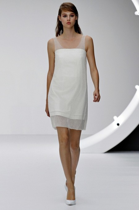 Коллекция Topshop весна-лето 2013 – мода из Британии — фото 25