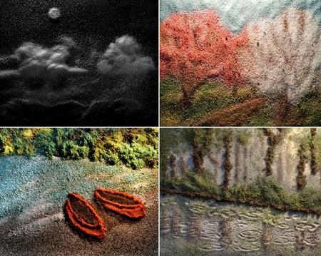 Специи в искусстве – картины Келли МакКолам — фото 16