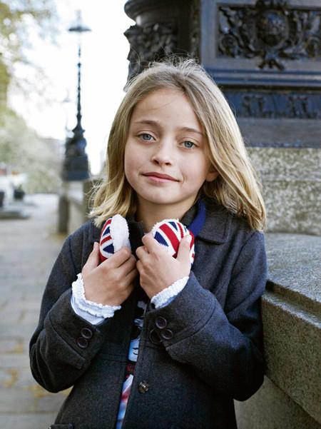 В меру взрослая детская коллекция Pepe Jeans 2013 — фото 3
