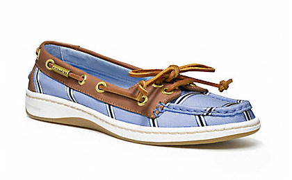 Коллекция обуви от Coach весна-лето 2013 – каблуки, платформа, мокасины, сандалии! — фото 41