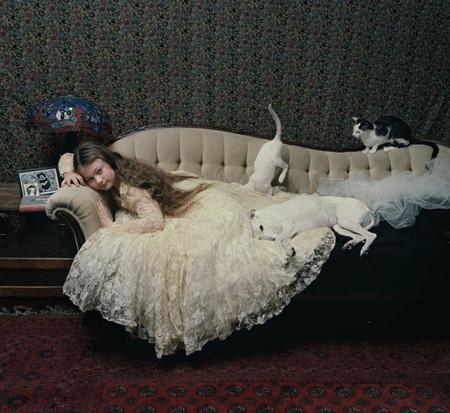 Фотопроект Amelia's world – животные в мире одной девочки — фото 3