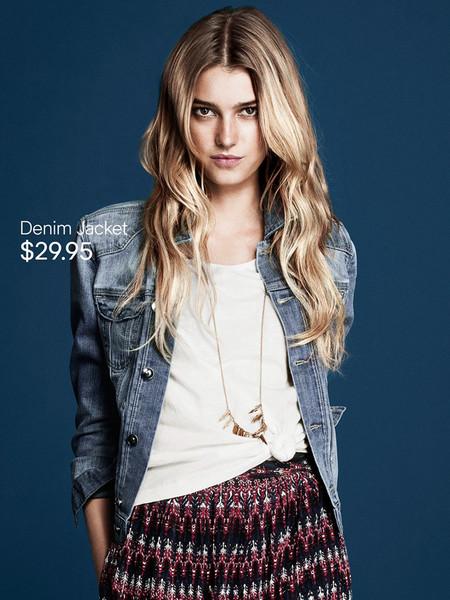 Свежий стайлбук от H&M – милая весенняя коллекция 2013 — фото 5