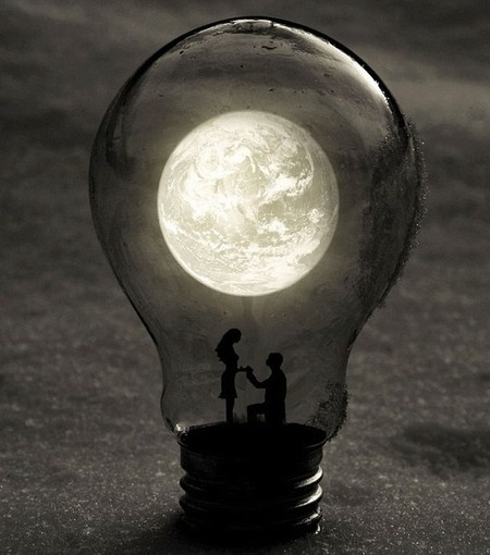 Волшебные лампочки на фотографиях Адриана Лимани — фото 29