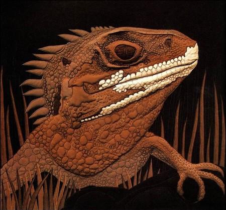 Вышивка в формате 3D. Картины Аннемиеке Мейн — фото 14