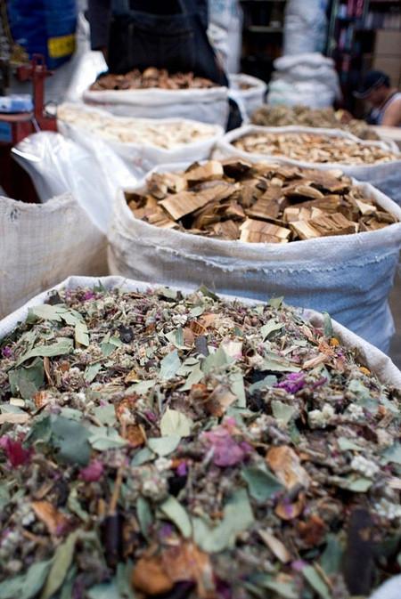 Большой рынок товаров для колдовства в Мексике — фото 19