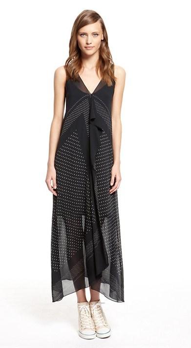 Женская коллекция DKNY зима 2013 – фирменная лаконичность — фото 7