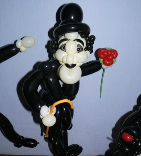 Твистинг – скульптуры из воздуха, или надувательство ))) Фигуры из воздушных шариков — фото 7