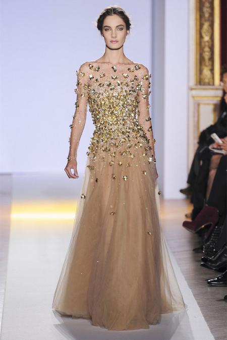 Весенняя коллекция 2013 роскошных платьев Zuhair Murad — фото 3