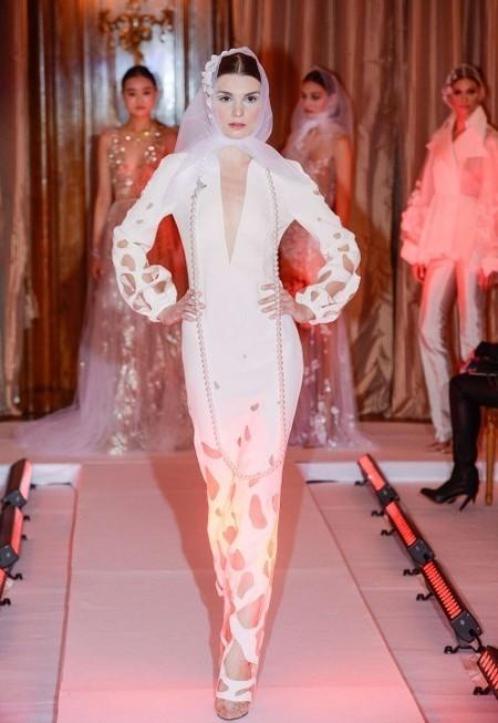Наши в Париже – коллекция Юлии Яниной сезона весна-лето 2013 — фото 22