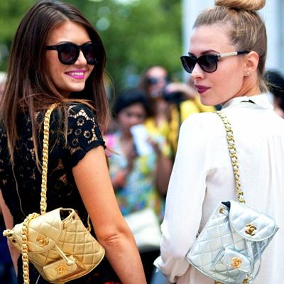 Рюкзаки в городе – выбираем свой и модничаем )) 2013 – год удобных трендов — фото 35