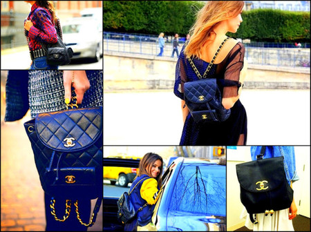 Рюкзаки в городе – выбираем свой и модничаем )) 2013 – год удобных трендов — фото 31