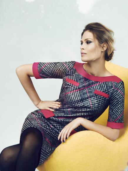 Обновленная классика – одежда от Caterina Leman — фото 4
