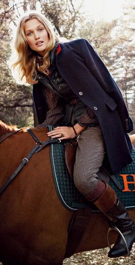 Женская коллекция Tommy Hilfiger для новой весны — фото 33