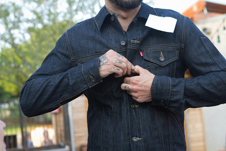 Levis Commuter - джинсы и жакет для велосипедистов от Levis — фото 10
