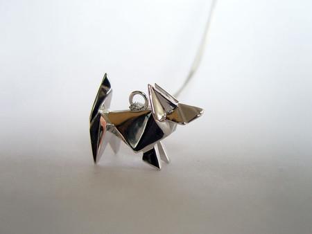 Драгоценные фигурки-оригами от Claire & Arnaud — фото 7