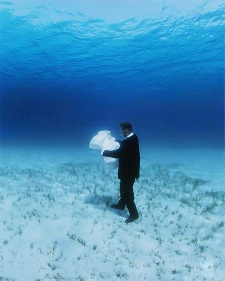 Подводная пресса )