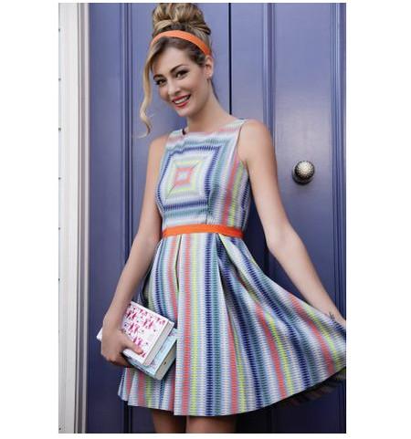 Платья Евы Франко – роскошная нежность и летняя свежесть — фото 5
