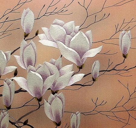Сучжоуская вышивка – еще один китайский эксклюзив — фото 74