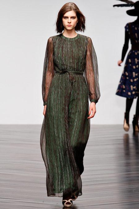Issa осень-зима 2013-2014 – коллекция от личного стилиста герцогини — фото 16