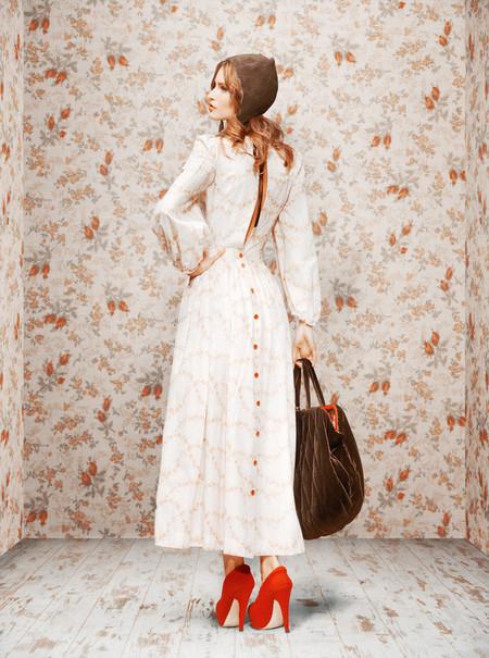 Ретро-осень – коллекция Ульяны Сергеенко — фото 32