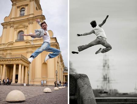 Петропавловская Крепость и модерн