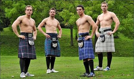 Килты и другие мужские юбки – быть или не быть?)) — фото 51