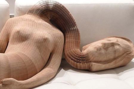 Гибкие скульптуры от Li Hongbo — фото 3