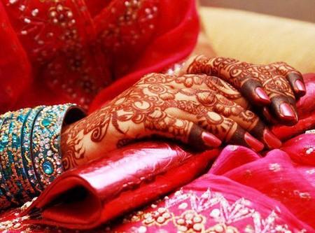 Менди – украшение не только для индийских принцесс — фото 5