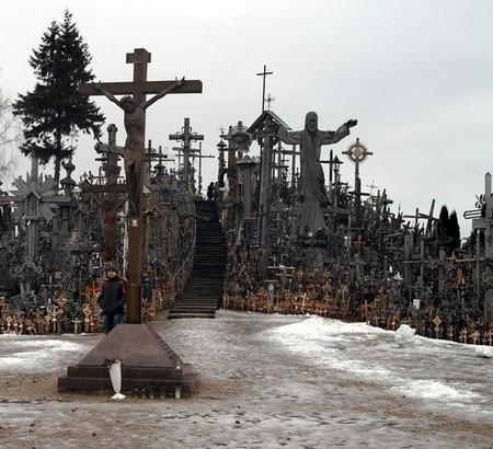 Гора Крестов в Латвии — фото 16