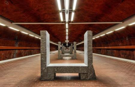 Метро, ради которого стоит приехать в Стокгольм! — фото 38