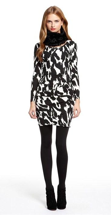 Женская коллекция DKNY зима 2013 – фирменная лаконичность — фото 6