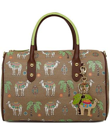 Верблюды + лето + пэчворк = сумочки от Braccialini — фото 1