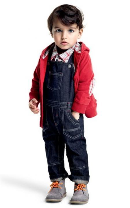 Лучше, чем у взрослых – детская мода от Okaidi — фото 9