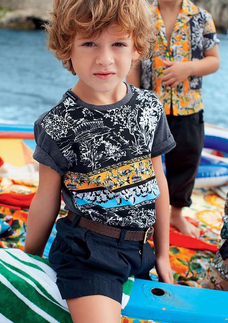 Самым любимым – детская коллекция Dolce&Gabbana весна-лето 2013 — фото 16