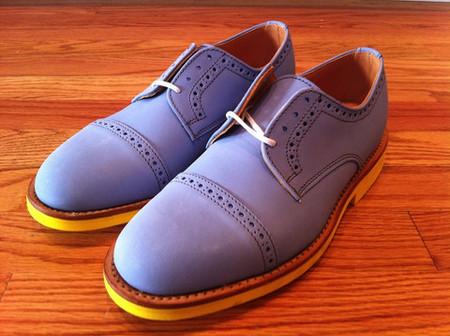 Новинки мужской обуви от Марка Макнейри — фото 15