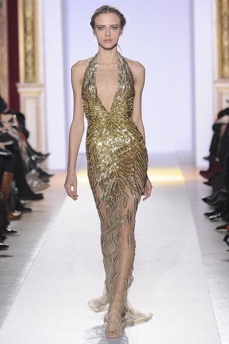 Весенняя коллекция 2013 роскошных платьев Zuhair Murad — фото 26