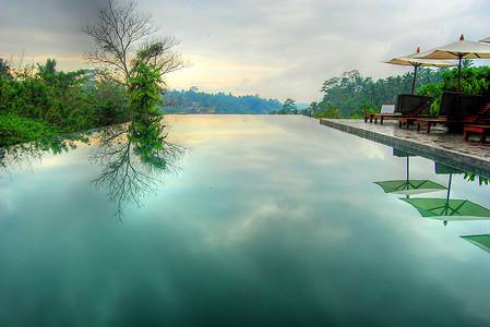Бали, отель Алила Убуд