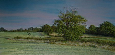 Вышитые пейзажи Джилл Дрэпер (Jill Draper) — фото 4