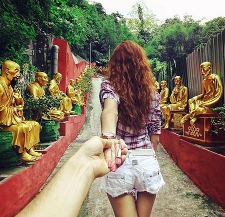 Иди за мной! – фото о любви и путешествиях — фото 2