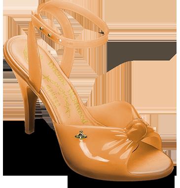 Женская коллекция MELISSA зима 2013. Хорошая обувь может быть … пластиковой! — фото 23