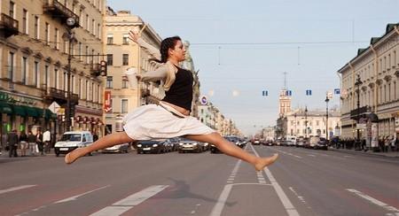 Танцующий Петербург – фотопроект Виталия Соколовского — фото 46