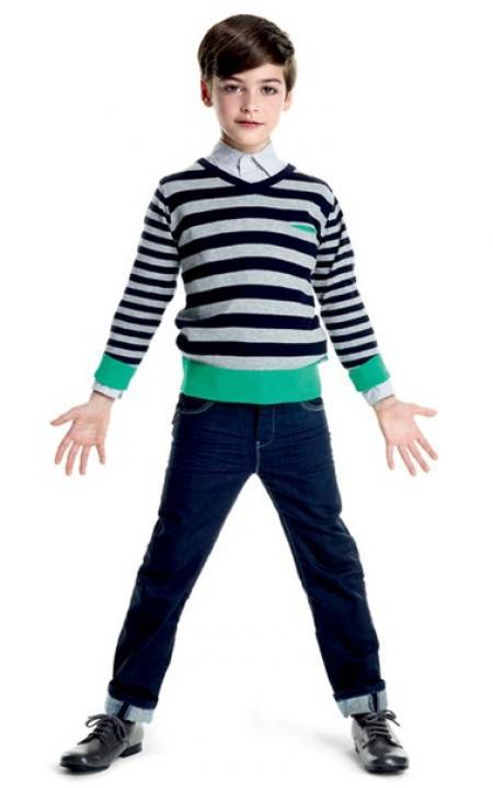 Лучше, чем у взрослых – детская мода от Okaidi — фото 28