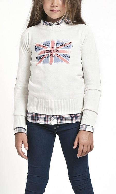 В меру взрослая детская коллекция Pepe Jeans 2013 — фото 34
