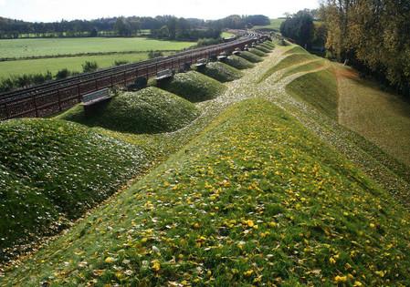 Rail Garden, Шотландия